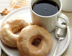 Coffee and Doughnuts: A Disastrous Combo for Teeth?